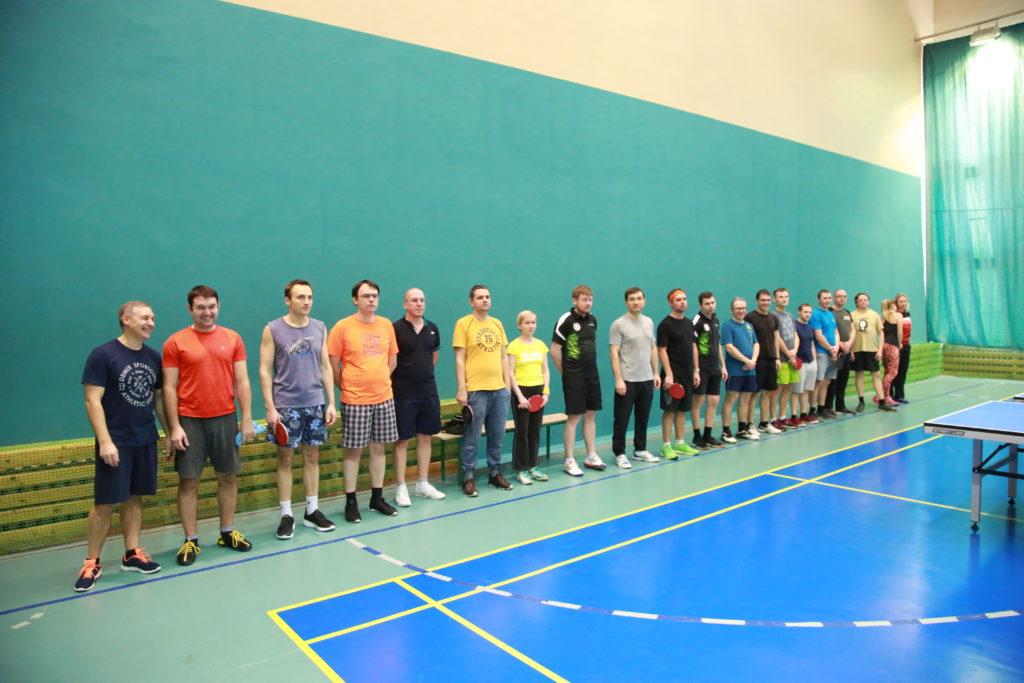 турниры по настольному теннису в москве